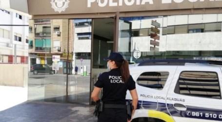 Detienen a una mujer tras causar daños en 36 vehículos de Alaquàs y Aldaia