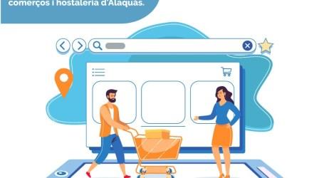 Alaquàs ofereix un servei gratuït de creació de pàgines web per als comerços i locals d'hostaleria