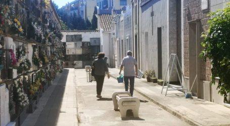 Catarroja inicia una campanya per tal d'animar a la població a avançar les visites al cementeri per Tots Sants