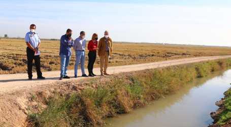 Dolors Gimeno, diputada de Movilidad Sostenible, visita Albal para conocer sus proyectos medioambientales