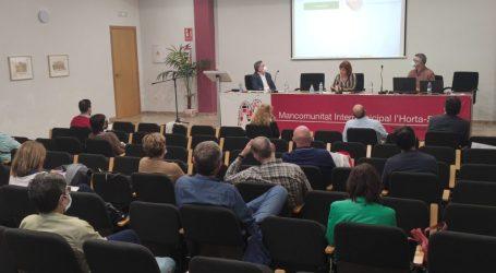 La Mancomunitat de l'Horta Sud presenta el nuevo proyecto del ACCO para contrarrestar los efectos económicos y sociales de la pandemia