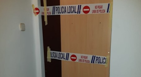 La Policía Local de Benetússer evita por segunda vez en una semana la ocupación de otra vivienda
