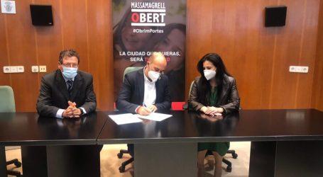 Obra Social La Caixa financiará con 5.000€ el Programa de Atención Primaria de Servicios Sociales de Massamagrell
