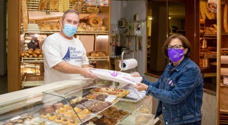 Mislata conciencia contra la Violencia de Género a través de las panaderías del municipio