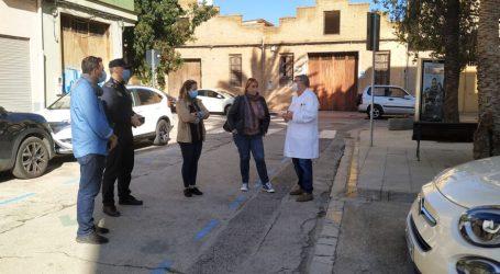 Benetússer cede un espacio público para habilitar un área de pruebas PCR