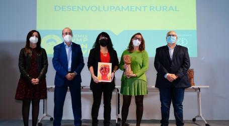 Godella rep el premi al Foment de  l'Agricultura i l'Agroecologia Municipal concedit per la FVMP