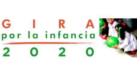 Arranca la Gira por la Infancia 2020 en Burjassot