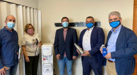 Rafelbunyol y Global Omnium lanzan una campaña de promoción de uso del agua del grifo