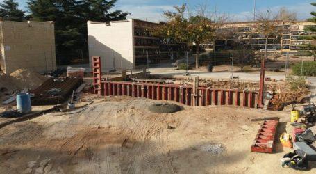 Paterna inicia la construcción de 72 nuevos nichos en el cementerio municipal