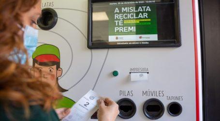 Mislata incentiva el reciclaje con premios