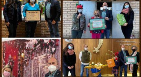 Massamagrell entrega los premios de los concursos de Navidad