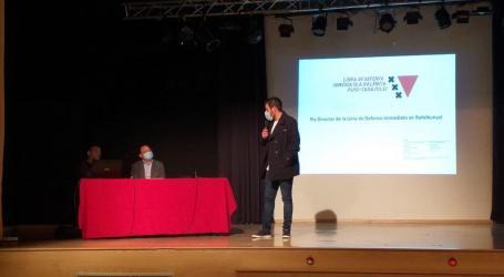 Rafelbunyol presentà ahir a la ciutadania l'estructura del seu Pla Director de la Línea Inmediata