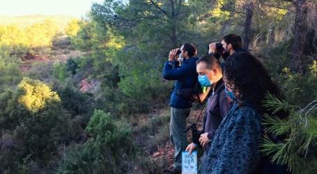 Acomiaden el 2020 amb una plantació en el Paratge Natural Municipal La Costera de Puçol