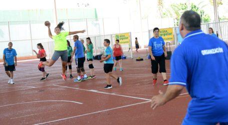 El Club d'Handbol Femení Paiporta i Interampa, guanyadors d'uns dels Projectes Interassociatius de la Fundació Horta Sud amb una iniciativa que promou la igualtat a través de l'esport
