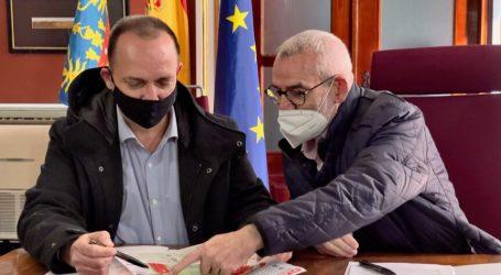 Alboraya primer municipio de la provincia en firmar un convenio de cesión con la Conselleria de vivienda sobre el derecho de tanteo para la compra de la vivienda