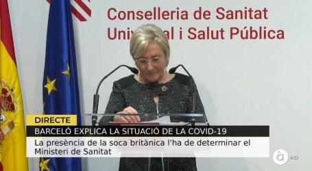 2.752 personas están ingresadas actualmente por Covid en los hospitales valencianos