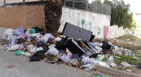 Compromís Paterna alerta «que l'actual estat de neteja del barri de La Coma és perillós per a la salut»