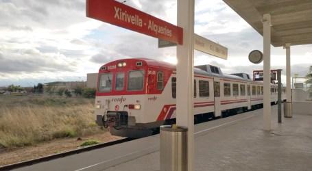 Compromís Xirivella exigeix més autobusos i tren gratuït per a reduir les aglomeracions en el transport públic