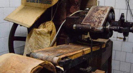 Burjassot expondrá la maquinaria original para la elaboración del chocolate de la mítica «Chocolates Valero»