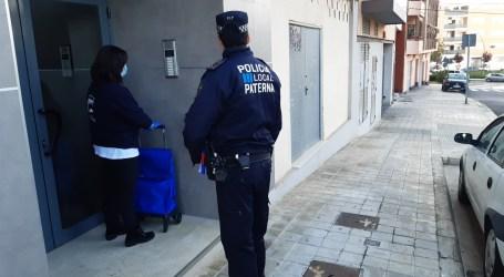 Paterna concede la Cruz con distintivo Rojo a todos los agentes de su Policía Local por su labor durante esta pandemia