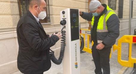 Massamagrell ya cuenta con su primer punto de recarga de vehículos eléctricos