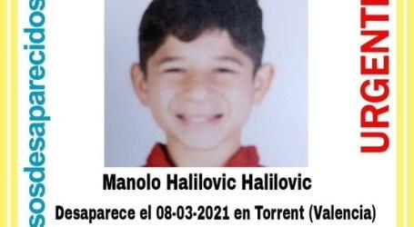 Se busca a un niño de 12 años desaparecido en Torrent