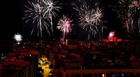 Mislata tendrá espectáculo de fuegos artificiales la Nit de la Cremà