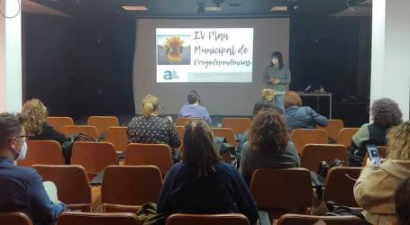 Alfafar presenta a sus técnicos el Plan Municipal de Drogodependencias