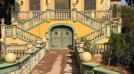 Ciudadanos pregunta al Consell cuándo se rehabilitará Villa Amparo
