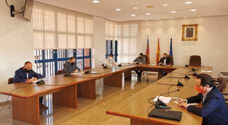 Xirivella avanza en la mejora y modernización de sus parques empresariales