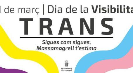 Massamagrell lanza una campaña por el Día Internacional de la Visibilidad Trans