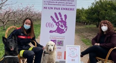 La Mancomunitat del Carraixet entrevista a qui fou una de les tres primeres dones bomberes de València