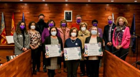Las profesionales de la salud de Torrent reciben un reconocimiento en la XXVI edición del Premio Atenea