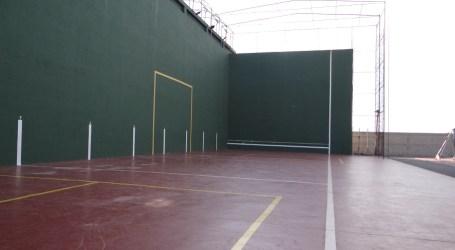Albalat dels Sorells finalitza les obres de remodelació del Trinquet Municipal