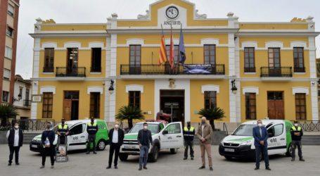 Burjassot intensifica los trabajos de gestión y control de plagas con una nueva empresa adjudicataria de sanidad ambiental