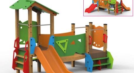 El barrio de Cantereria tendrá un nuevo juego infantil