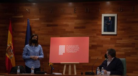 Torrent cambia el logo de la Fundación Deportiva Municipal