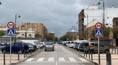 Quart de Poblet reduce a 30 km/h la velocidad en su casco urbano