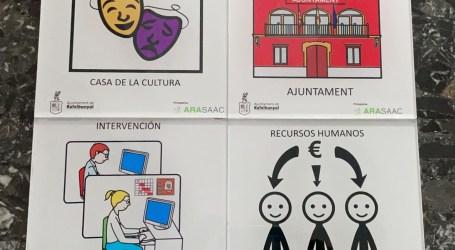 Rafelbunyol senyalitzarà els espais públics amb pictogrames per a commemorar el dia del Trastorn de l'Espectre Autista