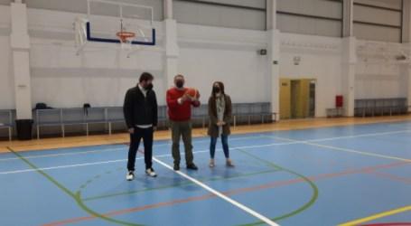 Torrent estrena el Polideportivo Toll i l'Alberca, su tercera instalación cubierta