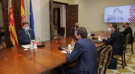 La Comunitat Valenciana recibirá dos millones de dosis de la vacuna Janssen entre abril y septiembre
