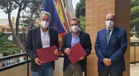 Albal firma un convenio con el Colegio Notarial para facilitar la liquidación de la Plusvalía y las consultas sobre adeudos del IBI