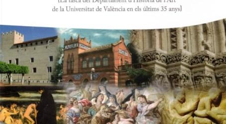 El proper 2 de juny s'inaugurarà l'exposició «Patrimoni Artístic Valencià» realitzada pel Departament d'Història de l'Art de la Universitat de València