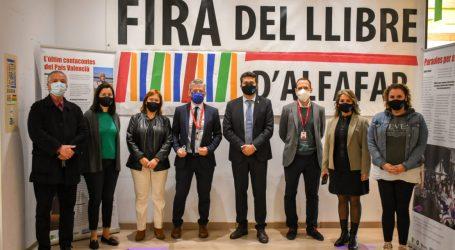 Alfafar promociona la literatura local a través de su Feria del Libro