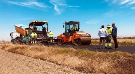 Massanassa inicia la adecuación de los caminos rurales