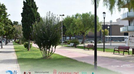 El proyecto de carril bici alrededor de l'Albufera opta a los presupuestos participativos de la Generalitat