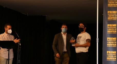 La Pobla de Farnals lliura el Premi Internacional de Novel·la Gràfica