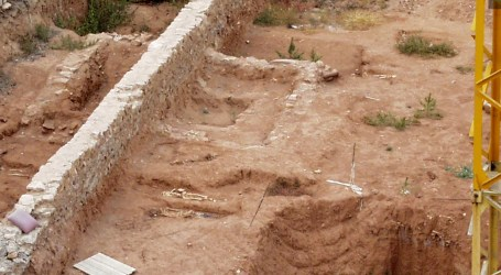 Piden un museo para recuperar parte de la historia del cementerio medieval de Puçol
