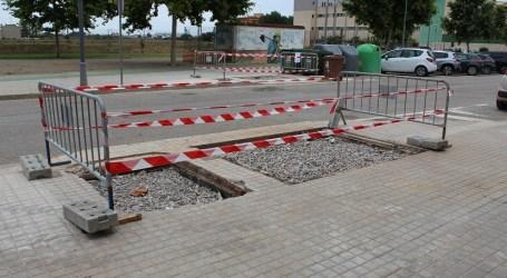 Almàssera se dispone a retirar las últimas islas de contenedores subterráneos ubicadas en la población