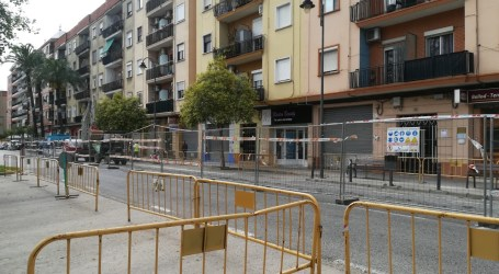 Quart de Poblet renovará los colectores de un tramo de la calle Trafalgar y el entorno del polígono Nou d'Octubre con subvenciones de la Diputació